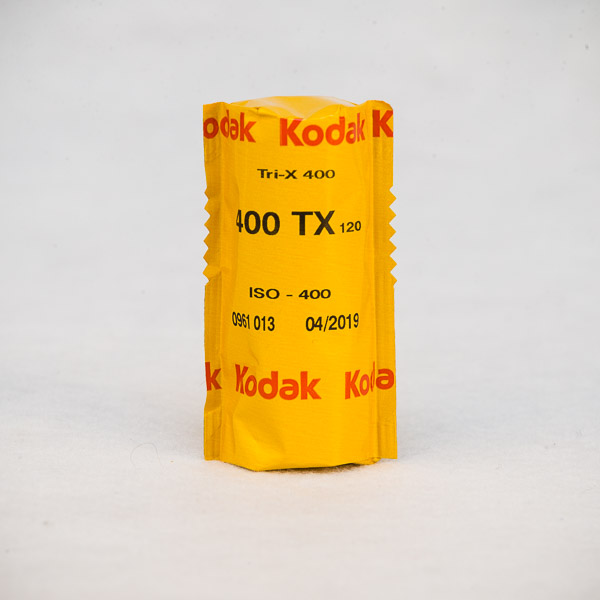 Kodak Tri X ASA 400 120