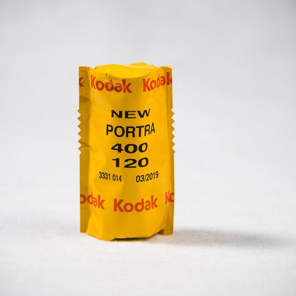 Kodak Portra 400 Medium Format