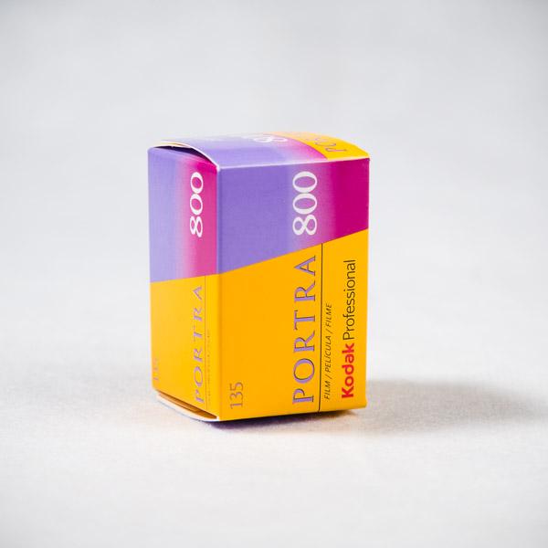 Kodak Portra 800