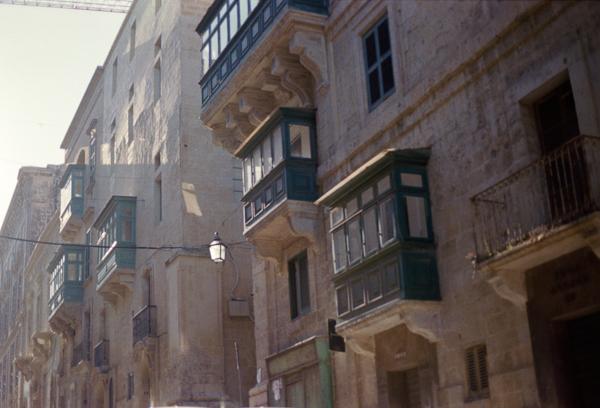 Valletta, Darkroom Malta,Street Photography, 35mm Film, Kodak ColorPlus Test Roll