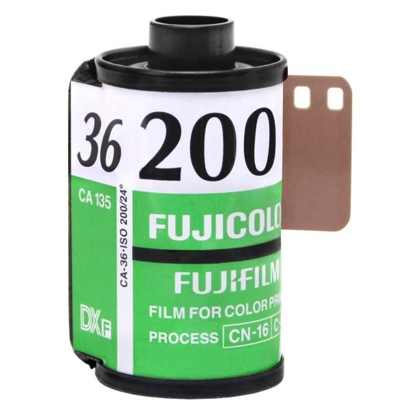 Fuji C 200