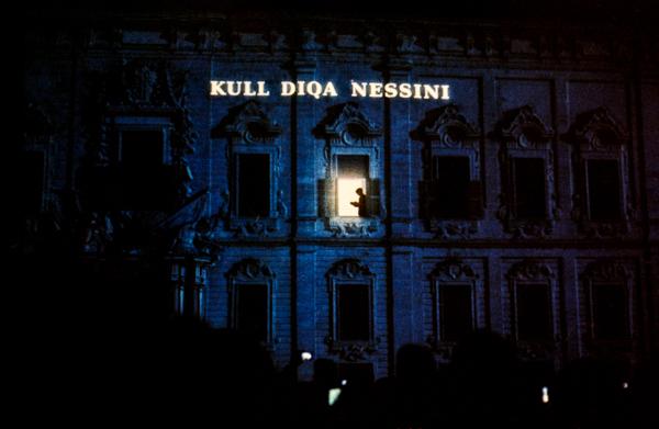 Darkroom Malta, 35mm Film, Analog, Valletta, Agfa Vista 400 @ 1600, Valletta 18 Opening Night