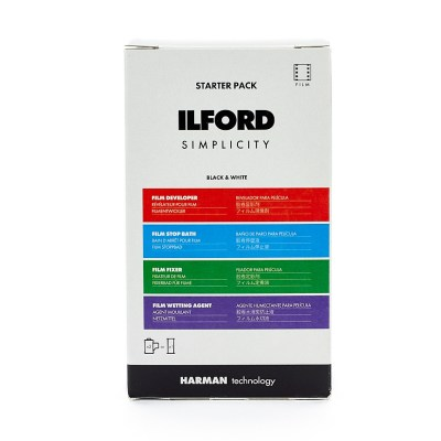 Ilford Simplicity Kit, Darkroom Malta, B&W, Analog, 35mm FIlm, Medium Format Film, Developing, Scanning