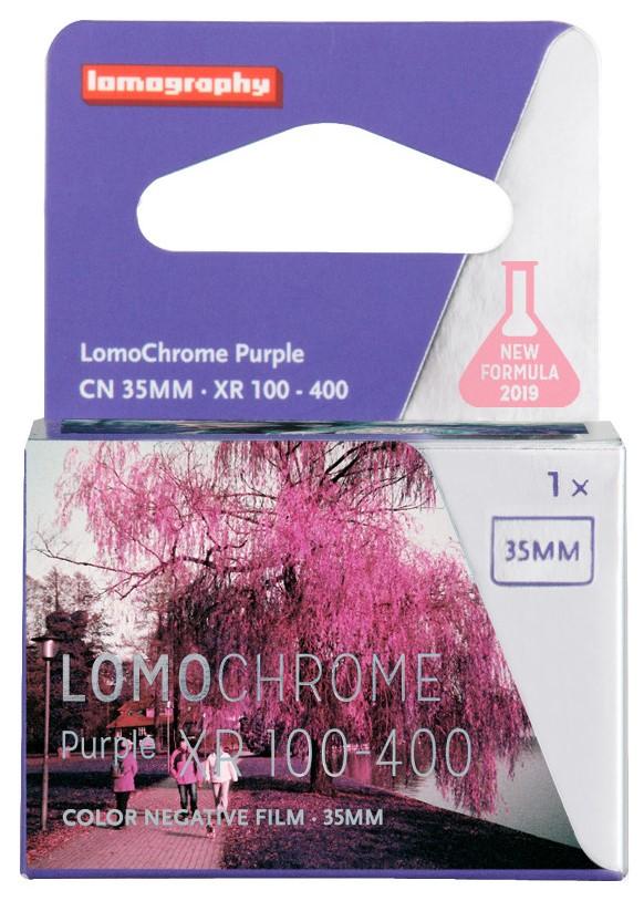 Lomochrome  Purple