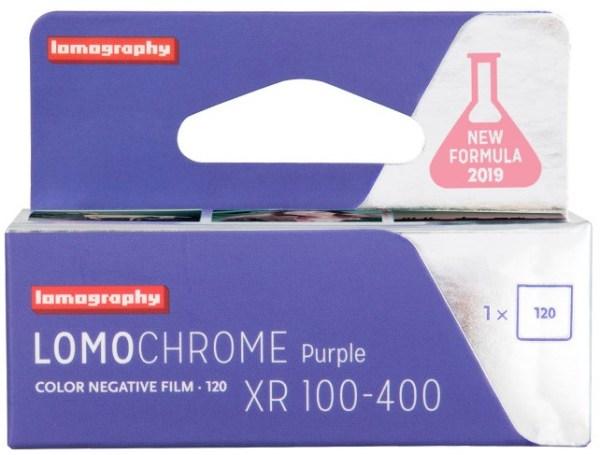 Lomochrome  Purple 120