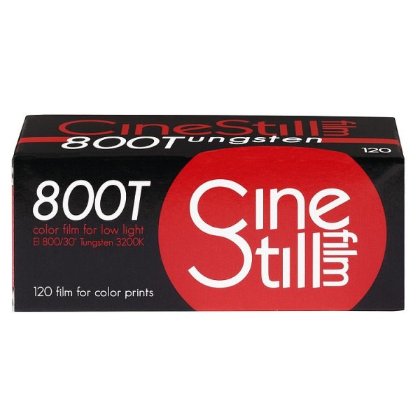 CineStill 800 Medium Format
