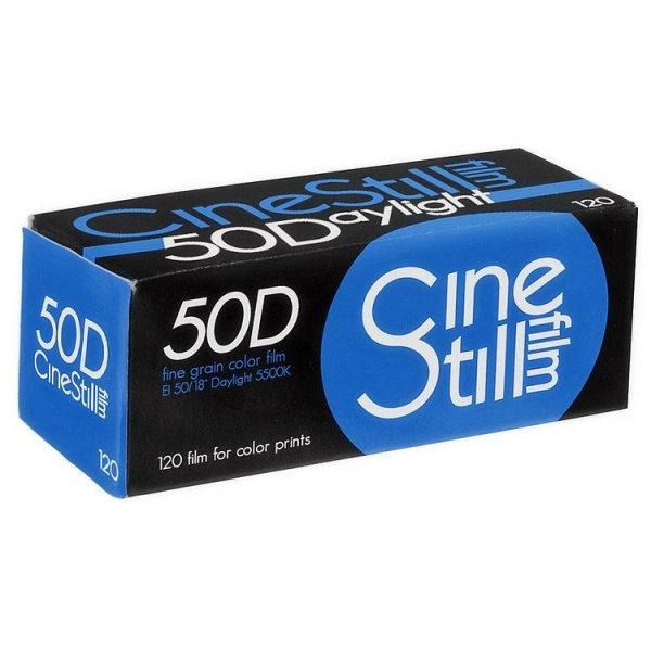 Cinestill 50 Medium Format