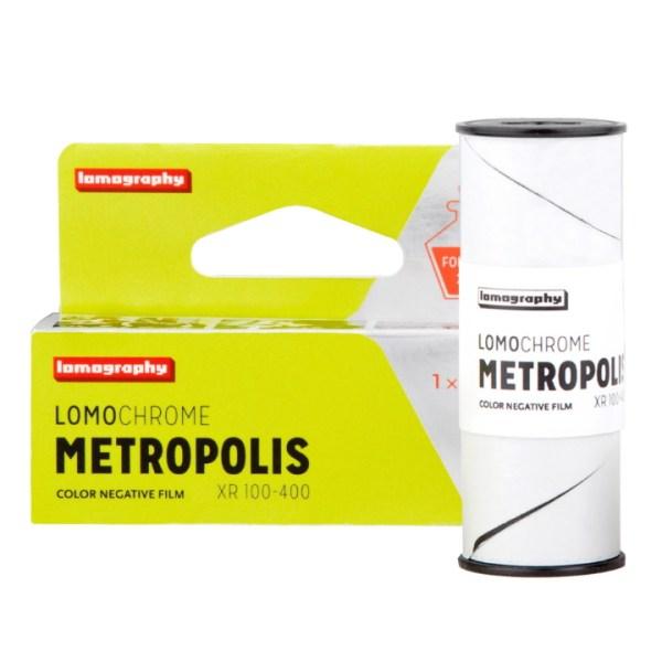 Lomochrome Metropolis