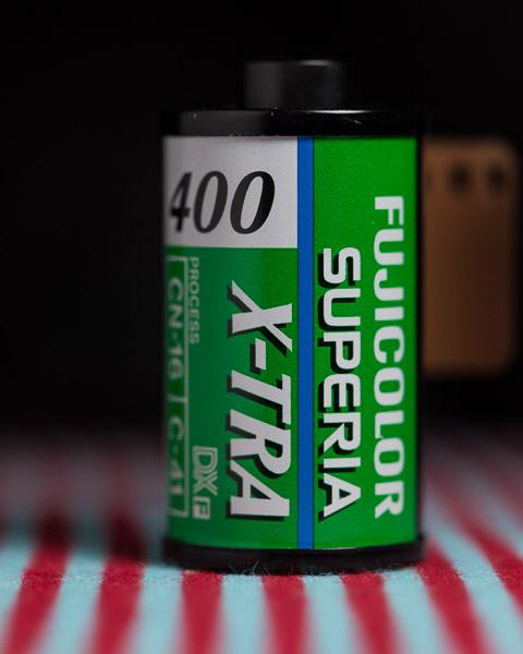 Fuji Superia 400, Expired Film