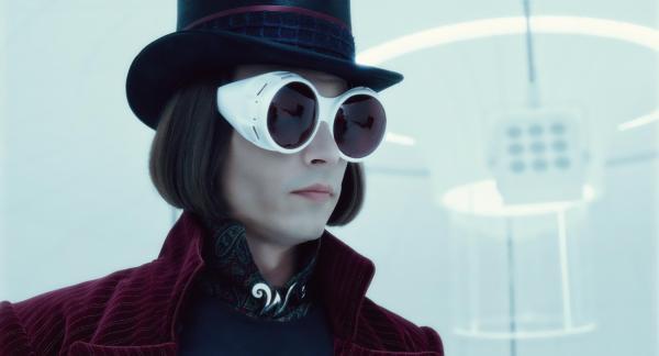 Johnny Depp Willy Wonka Glasses