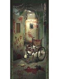 Asylum Door Decoration, Asylum Party Decorations ...