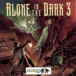 03 - Alone in the Dark 3 pochette