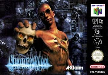 10 - Shadowman pochette