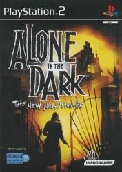 12 - Alone in the Dark new Nightmare pochette