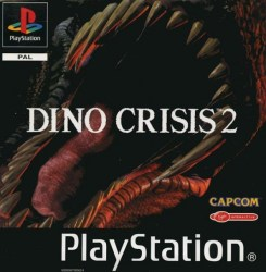 15 - Dino Crisis 2 pochette