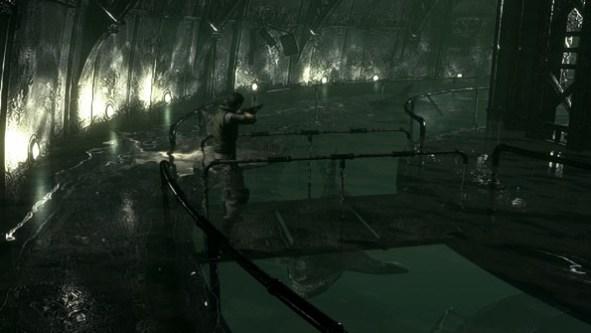 27 - Resident Evil remake 01