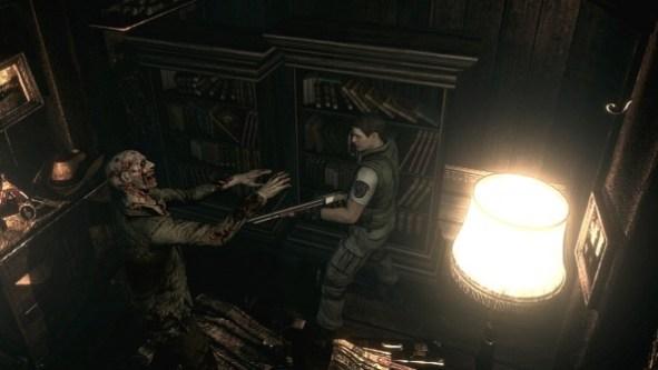 27 - Resident Evil remake 02