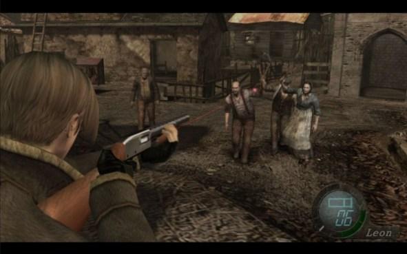 29 - Resident Evil 4 01