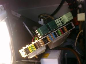 BMW 325I Fuse Box Location