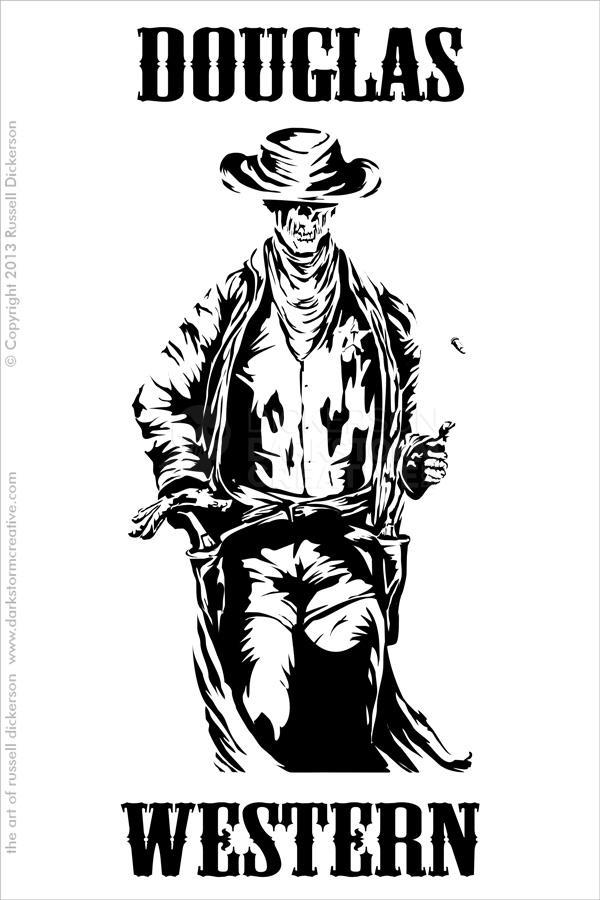 New imprint illustration and design: Douglas Western