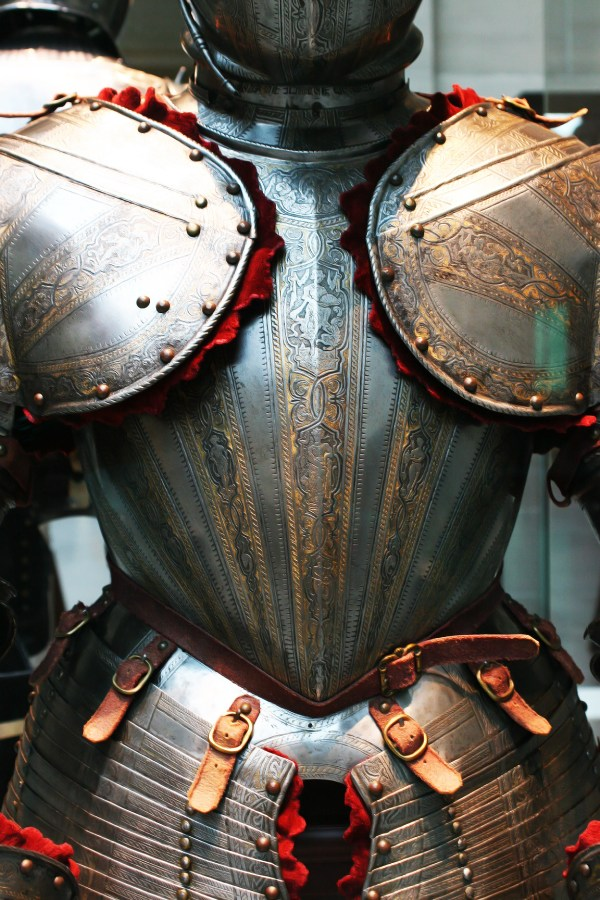 Cleveland Museum of Art Medieval Armor