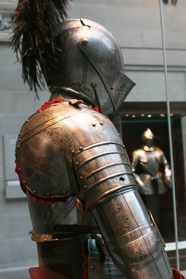 Cleveland Art Museum Armor