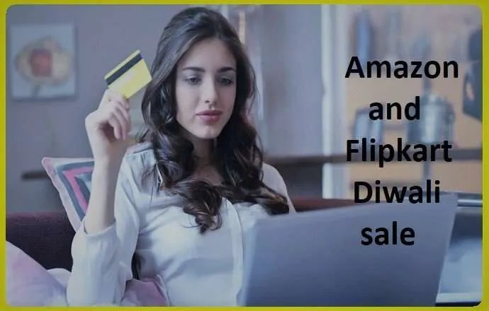Diwali Sale on Flipkart and Amazon Buy Product in Cheap Price