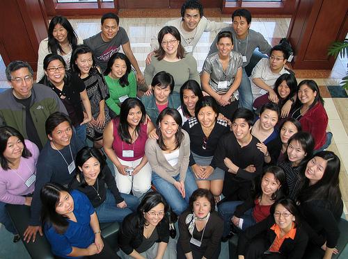 Camp AAJA 2008