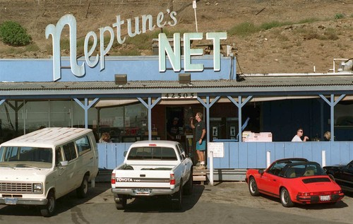 Neptunes Net by Bob Chamberlin/Los Angeles Times