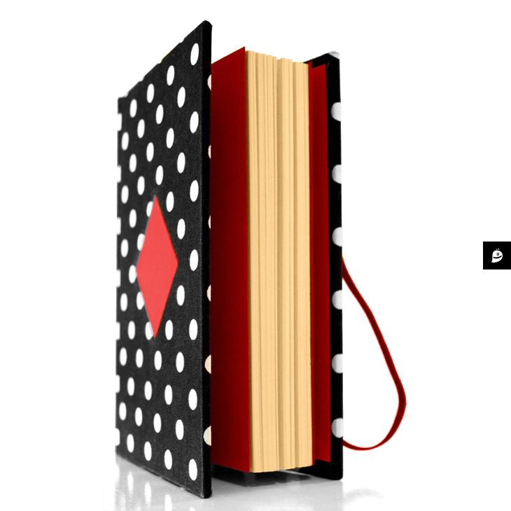 Sketchbook Geométrico Artesanal © Darlene Carvalho Arte, Design, Fotografia, Papelaria
