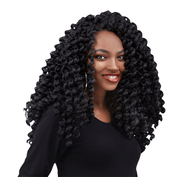 Curly Kinky Crochet Protective Hairstyle Which Are Easy To Diy