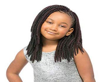 Afro Hair Care Tips For Black Kids