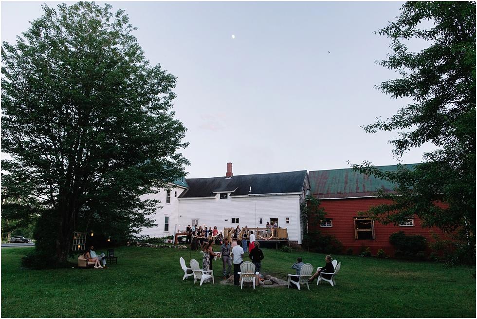 Megan Zach Coolidge Family Farm Wedding New