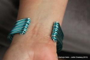 Bracelet alu multibrins prix : 13€