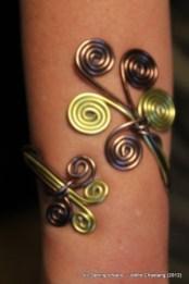 Bracelet multispirales prix : 11€