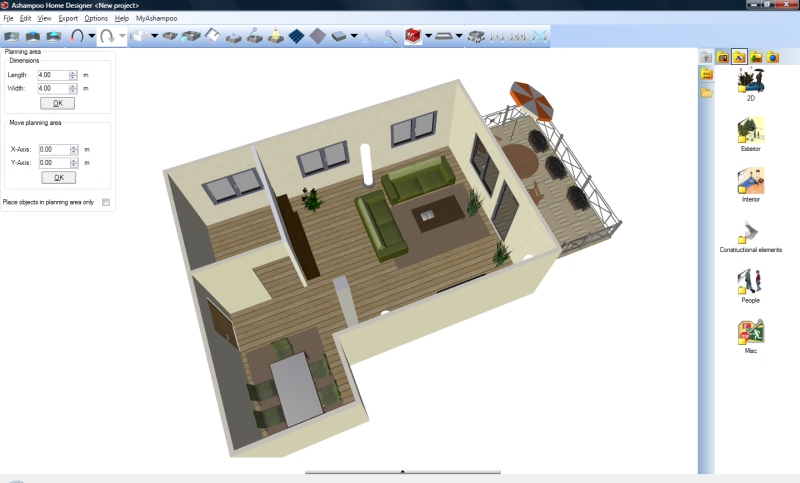 Direct Ashampoo Home Designer 3 Pro 5 2 1 0 Team OS Your
