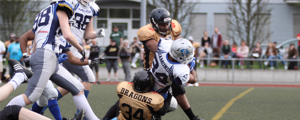 Herren besiegen Golden Dragons in Vorbereitungsspiel