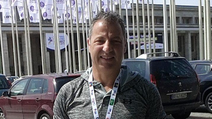 Harry Falk Special Teams Coach