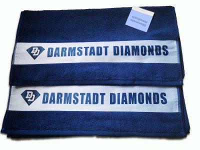 Diamonds Handtuch