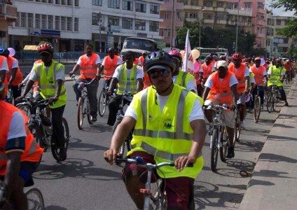 The 16th cycle caravan takes place in Dar on Sunday, June 5. Photo: Cycle Caravan