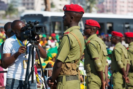 Could better days be ahead for Tanzania's press? Photo: Daniel Hayduk
