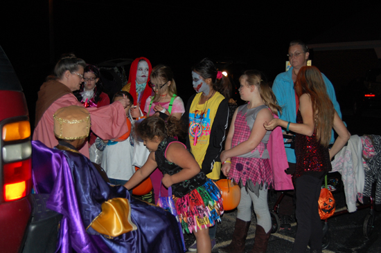 Trunk or Treat 1 Blog