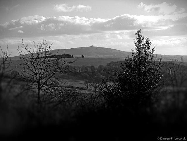 Brown Clee Hill - Shropshire