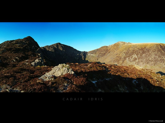 Wallpaper - Cadair Idris