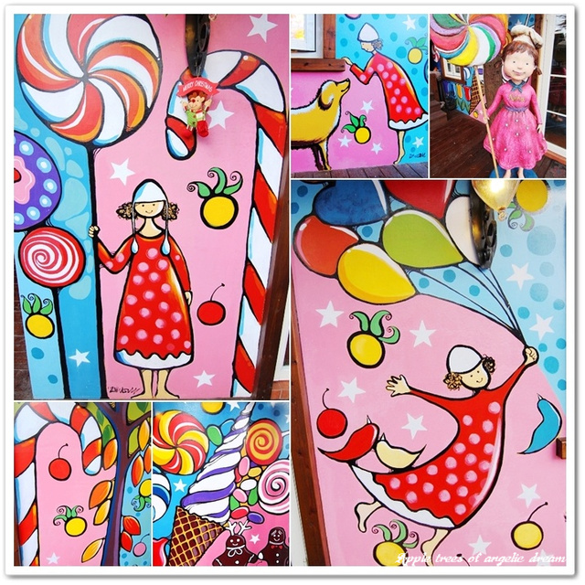 【遊記-南投清境】Nina妮娜巧克力工坊.童話故事書裡的糖果屋 - Darren蘋果樹旅遊玩樂誌