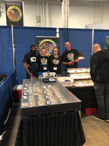 The Canadian Reptile Breeders Expo (CRBE)