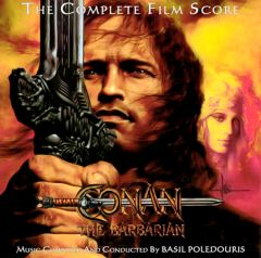 Conan Soundtrack cover