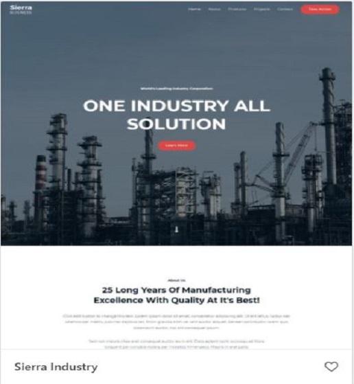 Sierra Industry