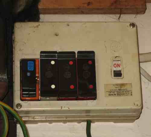 small resolution of electrician in worcester fuse board upgrades