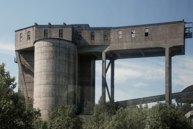 """""""Cement factory"""" by astrid westvang on Flickr"""